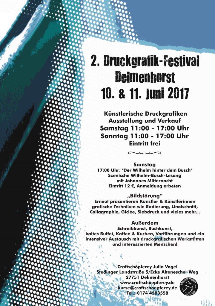 Druckgrafikfestival-Delmenhorst 2017